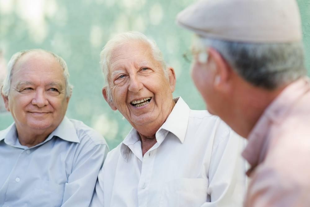 Giving elderly people a new lease of life - Hoar Cross