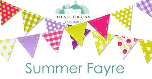 Summer Fayre at Hoar Cross Nursing Home